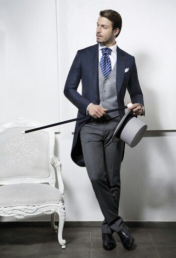 """Morning Suit - apparently this got a huge """"YES!!!"""" from Matt...."""