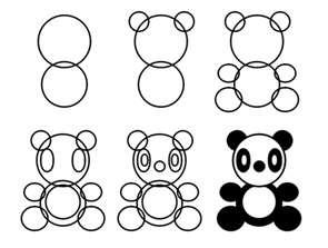 Les 27 meilleures images du tableau Tatouage panda sur
