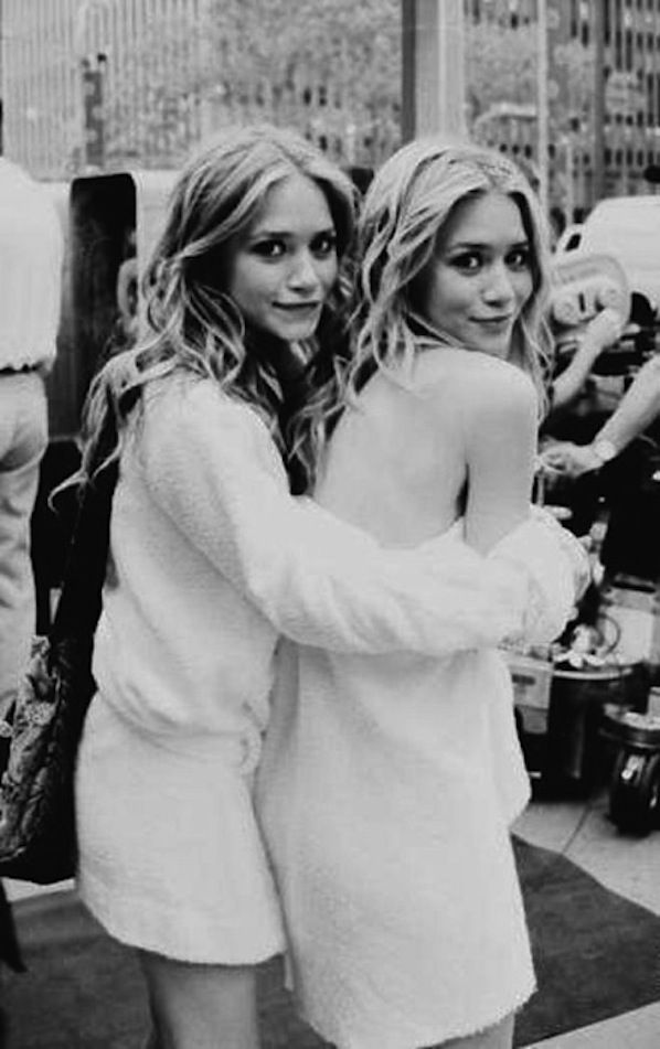 mary kate and ashley - love them. Two of the only child actors/long time famous girls who have always remained respectable, classy and beautiful.