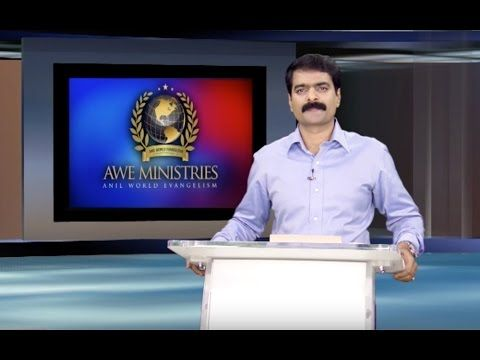 Bro Anil Kumar - TV Message - 15 Nov 2015