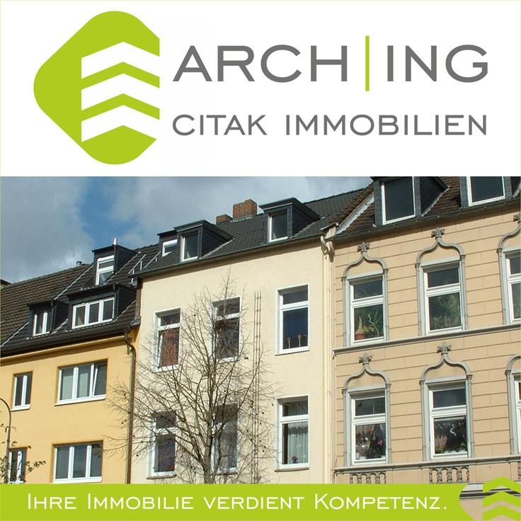 Mehrfamilienhaus mit 4 Wohnungen in Köln-Mülheim.