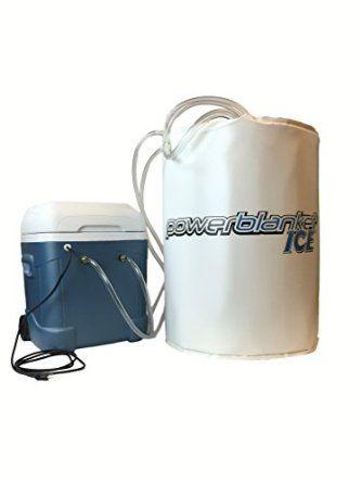 Powerblanket ICE - PBICE30IC - 30 Gallon Drum / Barrel Cooling Blanket w/modified Cooler Box & Pump