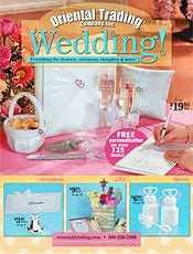 Free delivery! Oriental Trading wedding supplies