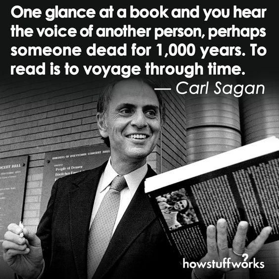 48 Carl Sagan Quotes about the Cosmos, Love and Earth