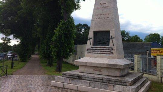 Abbeville, Oise, Picardie, France | ... de la Barre à Abbeville a été vandalisée - France 3 Picardie