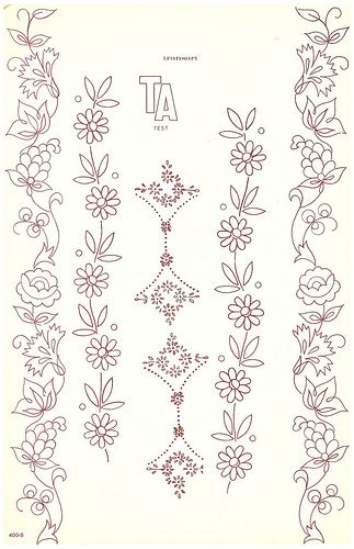 Best images about retro embroidery patterns on pinterest