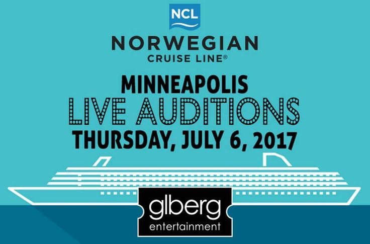 "20 Likes, 1 Comments - Minnesota Dance News (@mndancenews) on Instagram: ""Norwegian Cruise Lines is coming to Minneapolis on July 6, 2017 for the first time in history to…"""