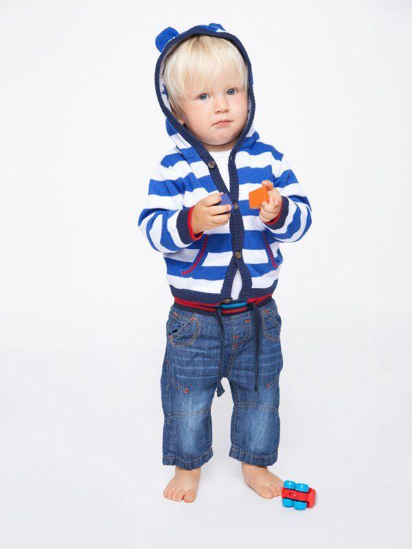 #jeansy dla chłopca, Happy Kids
