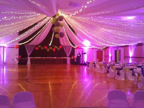 How to plan a wedding on a budget! SOSN Weddings LDS Church wedding Decorations