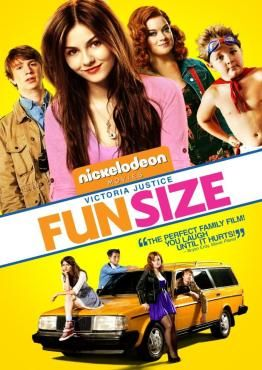 Fun Size, I laughed so hard during this movie!!!