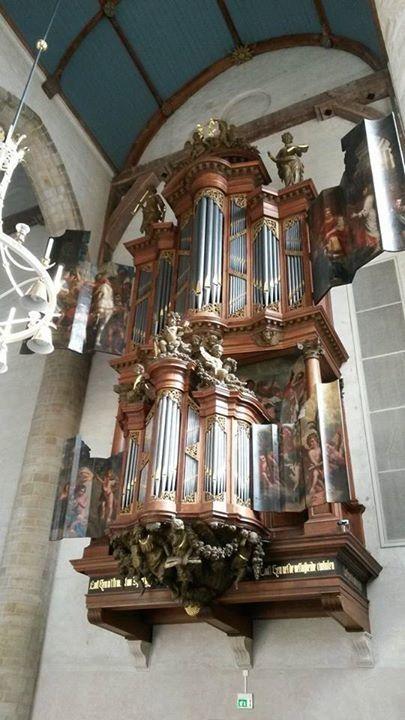 Kerkorgel Lange Jan