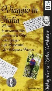 """""""Viaggio in Italia"""" - G. Bracci. """"... cosa sono adesso non lo so, sono solo il peso del mio passo""""."""