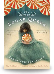 Sarah Addison Allen's second #novel. Another lovely fantastical #story. Truly a charming writer.  #book