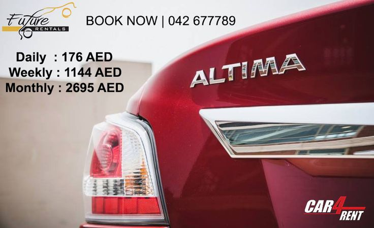 Our aim is to satisfy all our clients' fleet requirements through pro-active management, highly competitive rates and provide a professional service at all times.  We invite you to be a part of the Future Car Rentals family! Rent a car with us now! Book with us and enjoy our outstanding rates! or call us on 042 677789 for more info.!
