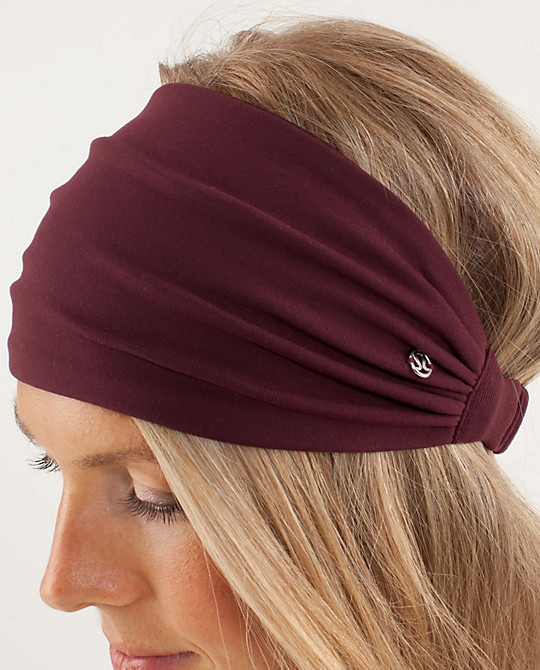 Lululemon Bang Buster Headband, for early travel and bad ...