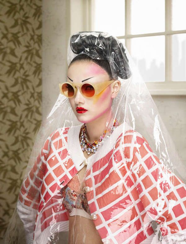 Pop geisha fashiongonerogue, jalouse.fr