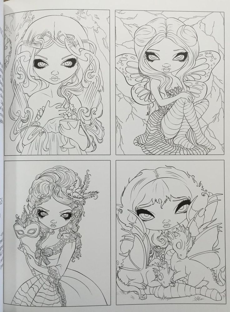 297 Best Coloring Pages LineArt Images On Pinterest
