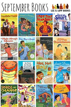 What are you reading for back to school? Grandparent's Day? The start of Hispanic Heritage Month? International Literacy Day? Check out a list of extensive books + resources for September themes and holidays!