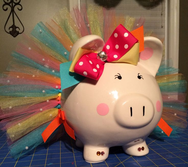 Large+pearl+tutu+piggy+bank+by+Thislilpiggybank+on+Etsy,+$40.00