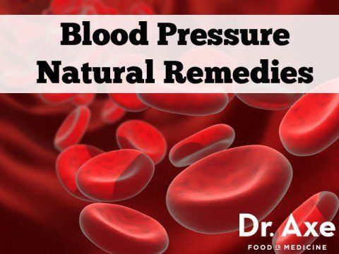 Natural Remedies for High Blood Pressure - DrAxe.com