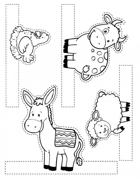 Nativity Scene Craft Page 7