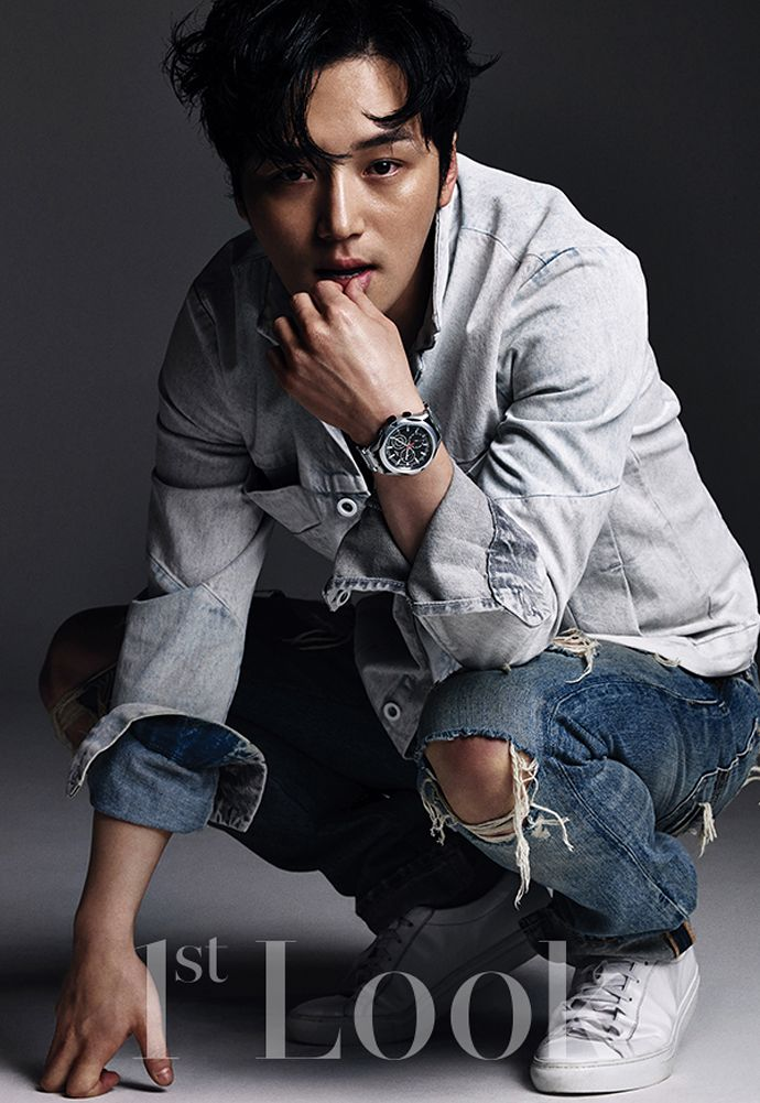 Byun Yo Han For First Look's Vol. 85 (UPDATED) | Couch Kimchi