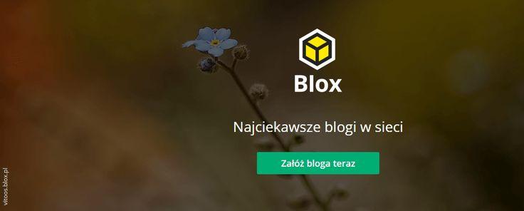 Gdzie założyć bloga blox