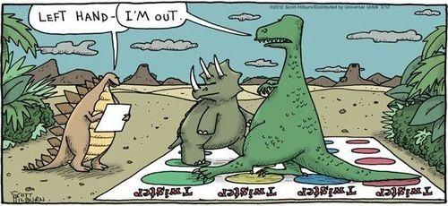 Image result for dinosaur twister