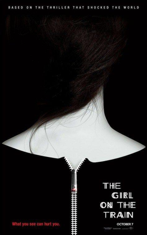 The Girl on the Train - 2016 Yönetmen: Tate Taylor Yazar: Paula Hawkins (Roman), Erin Cressida Wilson (Uyarlama) Oyuncular: Emily Blunt, Haley Bennett, Luke Evans