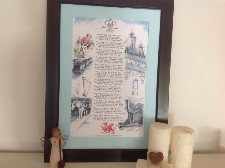 Beautiful Welsh Poem About All The Miners That Gave Their