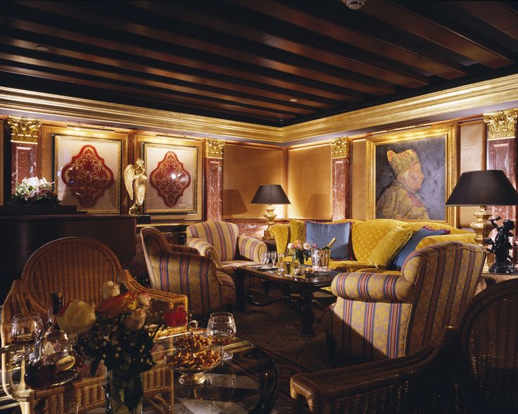 The Westin Europa Regina Venice Interior Designed By HBA Hirsch Bedner Associates
