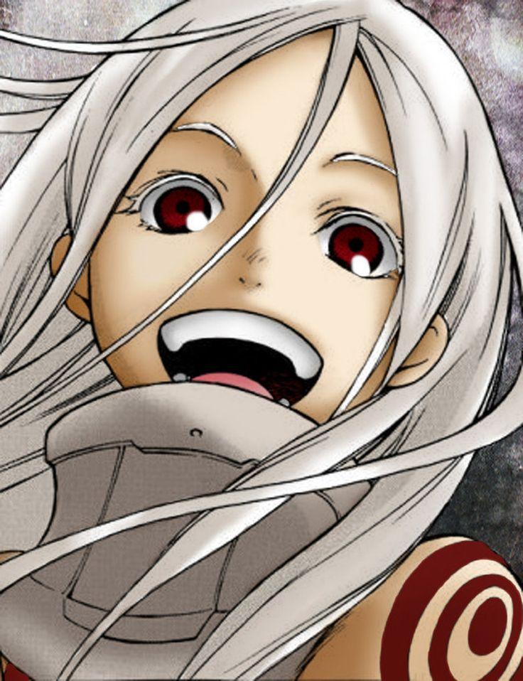Shiro Deadman wonderland Anime characters, Deadman