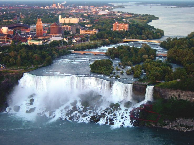 Size matters and other myths about waterfalls - Mark Bloom travels to the world's most disappointing tourist attraction to see what all the fuss is about.