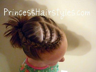 Little Girl Hair Ideas (TONS of them)