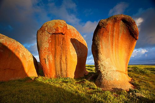 Murphys Haystacks Eyre Penninsula South Australia