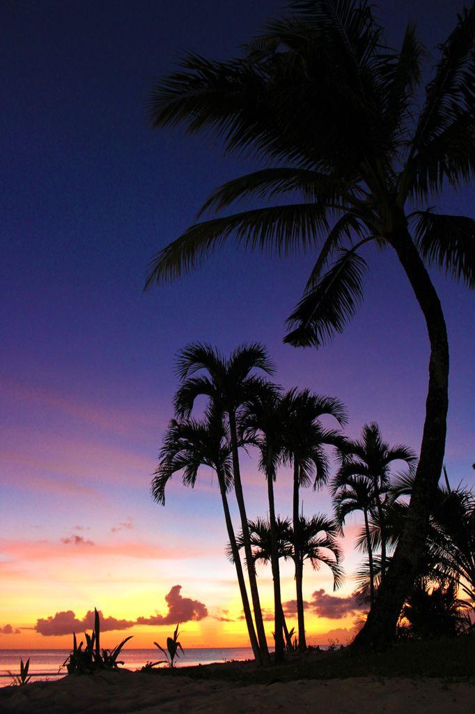 サンセットタイムも楽しみ♪ -グアム 観光を集めました。旅行の参考にどうぞ。