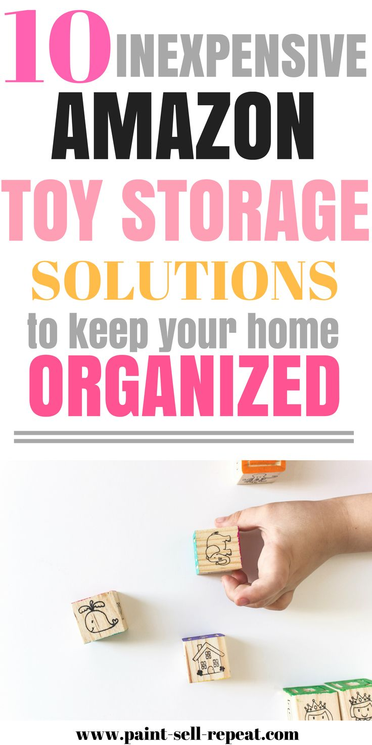 This top 10 list of inexpensive storage items for toys are EXACTLY what I need t...