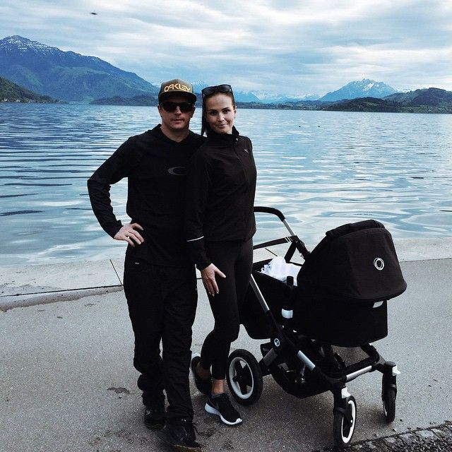 Minttu instagram:.It's not what we have in life, but who we have in our life that matters #family (2015-05-04) #Kimi #KimiRaikkonen #Raikkonen #MinttuVirtanen #Iceman #RobinRaikkonen