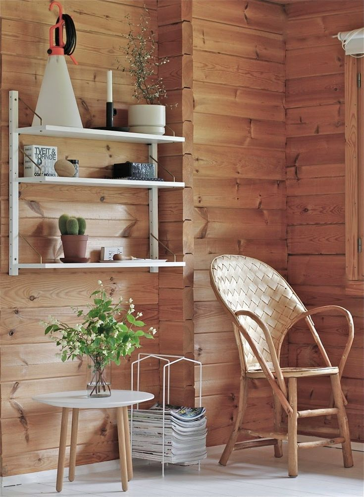Cottage corner of Minna's / Scandinavian Deko