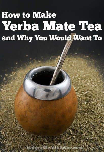 How To Make Yerba Mate Tea And Why You Would Want To