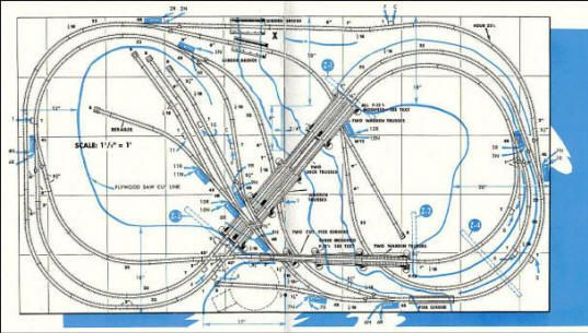 user layouts gallery model trains pinterest track wiring block diagram #9