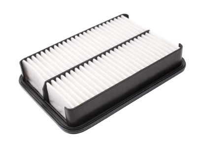 How to change your car's air filter. It's easy ladies, promise!