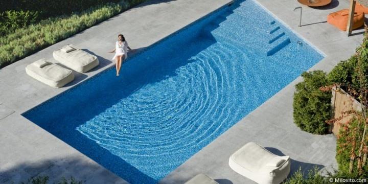25 beste idee n over zwembad ontwerpen op pinterest zwembaden zwembaden en droom zwembaden - Mozaiek ontwerp ...