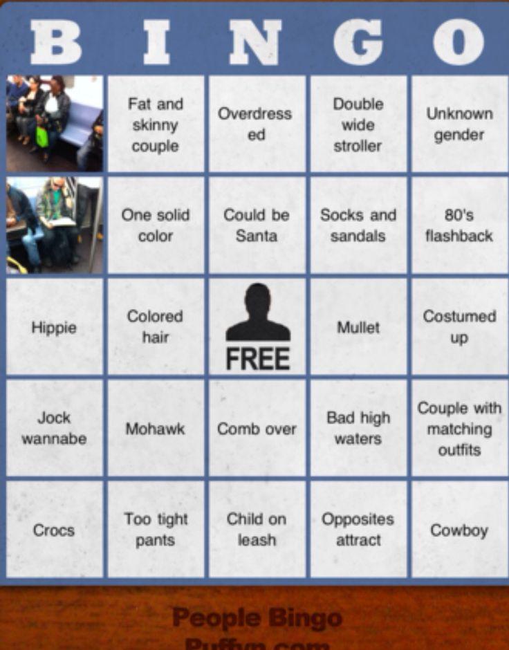 Travel bingo | Travel | Pinterest