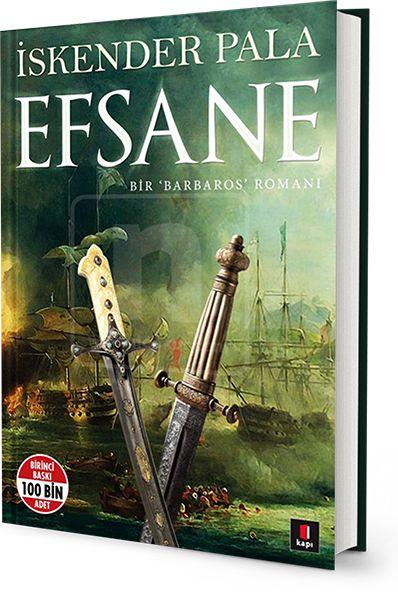 Efsane - İskender Pala keyifle ve merakla okuyorum şu an :)