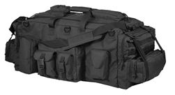 """Black """"MOJO"""" Loadout Bag By Voodoo Tactical 