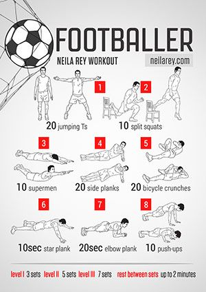 Soccer is my favorite sport and I am playing it a lot. This is a great pre-game workout!⚽️
