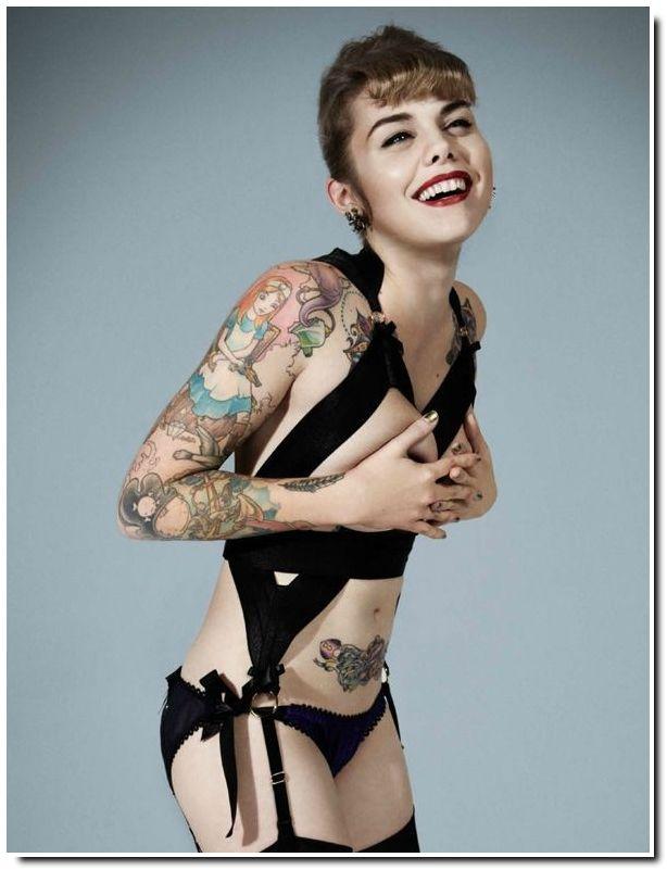 Coeur de Pirate / Béatrice Martin Tattoos