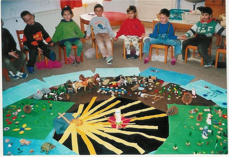 Franz Kett Turnen Im Kindergarten Bibel Für Kinder
