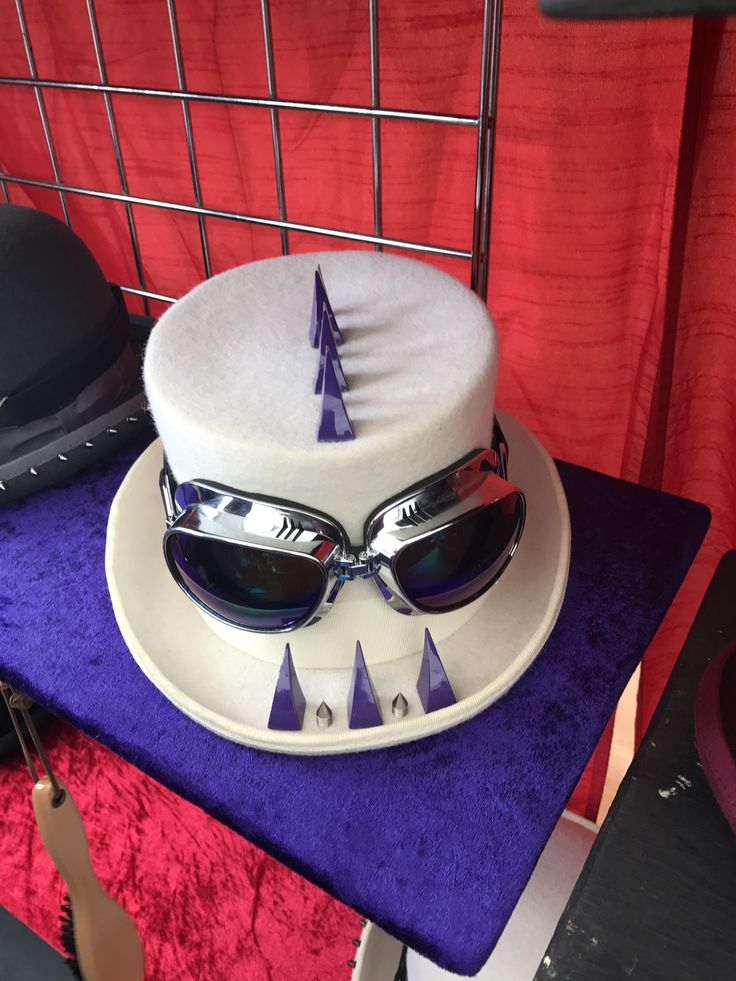 Found Bowsers wedding hat at a festival this weekend! No mario one though...